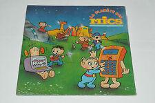 LA PLANETE DES MICS LP 1984 NEW SEALED French Cartoon Kids Quebec Micquettes