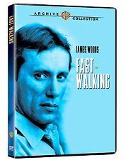 FAST WALKING (1982 James Woods)  Region Free DVD - Sealed