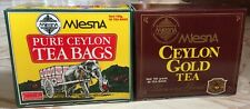 Pure Ceylon Black Tea - 2×50 Tea Bags (Net 200 grams)