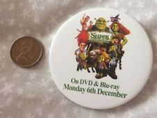 Badge - Shrek Forever After DVD & Blu Ray Release