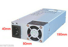 1U fuente de alimentación / PSU para los sistemas de Seguridad / Cctv recorders. fsp250-50plb