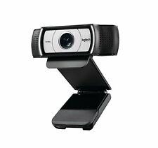 Logitech C930c Webcam 1080P Motion Detection Camera Video Calling Recorder + Mic