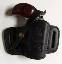 BLACK DRAGON & SERPENT CARRY HOLSTER for BOND ARMS and COBRA TITAN DERRINGERS