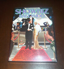 SHOWBIZ BALLYHOO Hollywood Golden Age Film Stars Star History Celebrity DVD NEW