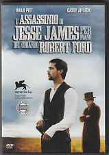 L'ASSASSINIO DI JESSE JAMES per mano del codardo ROBERT FORD - DVD