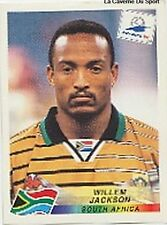 N°178 WILLEM JACKSON SOUTH AFRICA PANINI WORLD CUP 1998 STICKER VIGNETTE 98