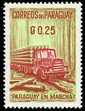 Scott # 577 - 1961 - ' Paraguay's Progress, Paraguay En Marcha '