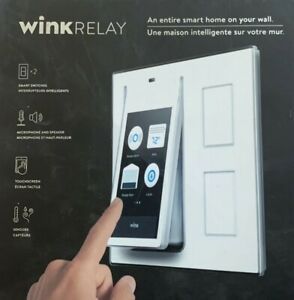 Wink Relay Smart Home Controller - (NEW SEALED)