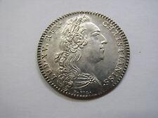 Frankreich ,Jeton ,1738 UNC (Prägefrisch) ,König Ludwig XV ,Silber ,Erhaltung #2