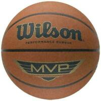 Wilson MVP Basketball - Brown