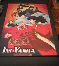 InuYasha Wall Scroll Poster Anime Manga Inuyasha New/Never Hung 44 x 33