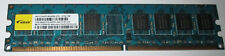 elixir 1GB 2Rx8 PC2-4200U-444-12-B1.533 modulo memoria RAM DDR2 M2Y1G64TU8HA0B