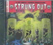 Live in a Dive by Strung Out (CD, Jun-2003, Fat Wreck Chords)
