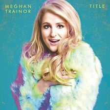 Meghan Trainor - Title (Deluxe Edition) - CD Album Damaged Case