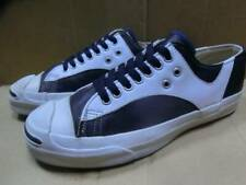 Vintage 1990's Converse Jack Purcell Sneakers Dark Navy White US 7 25.5cm Rare