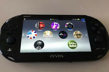 SONY PS VITA PCH 2016 RARE CONSOLE COMPLETE BOXED WITH GAMES & MANUAL FAMILY FUN