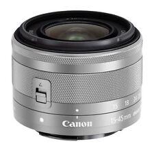 Canon EF M 15-45mm IS STM für die EOS M Neuware vom Canon Fachhändler silber