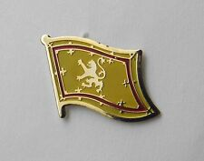 SCOTLAND SCOTTISH NATIONAL FLAG LAPEL PIN BADGE 3/4 INCH