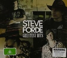 Greatest Hits Steve Forde Audio CD