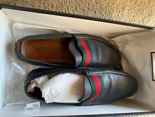gucci shoes 10.5 men lightly used