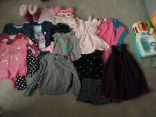 Toddler Girl Clothing Lot Sizes 2t And 3t
