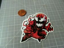 TOON CARNAGE GLOSSY Sticker / Decal Skateboard Laptop phone Stickers NEW