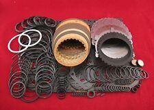 Fits Subaru R4AX-EL Transmission Master Rebuild Kit 6/1995-98 w/ 2.5L DOHC
