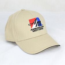 AMC American Motors USA Logo Rambler Chrysler Basecap Mütze Trucker Baseball Cap