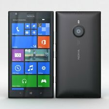 Nokia Lumia 1520 16GB Black Unlocked At&t Windows Smartphone GSM 4GLTE