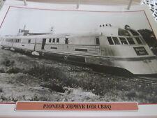 Die Eisenbahn 10 Pioneer Zephyr der CB&Q