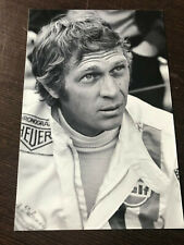 STEVE MCQUEEN 3 photos 1960s Travis Lehman/HFC/Globe Photos