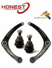 For PEUGEOT 307 2001-2009 FRONT LOWER WISHBONE ARMS & BALLJOINTS X2 LH AND RH