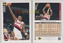 NBA UPPER DECK 1994 COLLECTOR'S CHOICE - Clyde Drexler # 22 - Ita/Eng- MINT