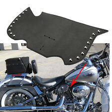 Saddle Heat Shield Deflector For Harley Davidson Touring Softail Dyna Sportster