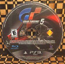 Gran Turismo 5 (Sony PlayStation 3) USED (NO CASE) #10250