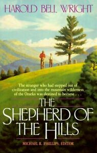 The Shepherd of the Hills Paperback Harold Bell Wright