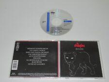 The Stranglers / Feline (Epic Cdepc 25237) CD Album