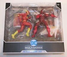 DC Multiverse Flash Vs Red Death New Sealed McFarlane Toys Batman Earth 52