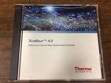 Thermo Scientific Xcalibur 4.0 Robust and Secure Mass Spectrometry Software