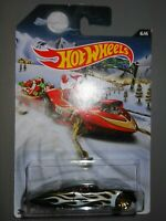 2015 Hot Wheels Car 6//6 Holiday Hot Rods Green Ford Gangster Grin