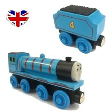 Gordon Tender Set Wooden Magnetic The Tank Engine Railway Train Cars Kids Toy UK