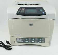 HP Q2425A LaserJet 4200 Laser Printer Tested