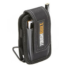 ToughBuilt Smart Cell Phone Holder Pouch Notebook Pencil Mobile Tool Belt Case
