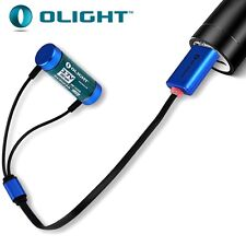 Olight Torch Battery & Magnetic Charger Kit 2600mAh 18650 w/ charger