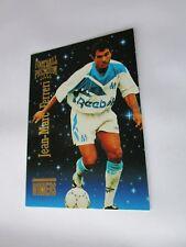 FERRERI OM MARSEILLE  Carte WINNERS panini 1995 FOOTBALL CARDS PREMIUM