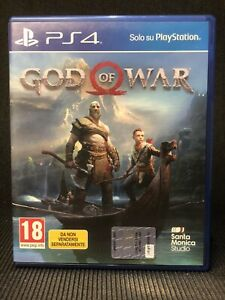 God Of War - Playstation Hits PS4 Italiano