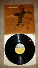 Frank Sinatra The World We Knew vinyl lp