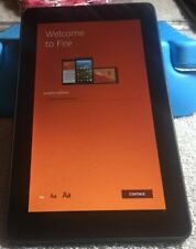 "Amazon Kindle Fire, 8gb, 5th Gen.,Wifi, 7"", Black , Wifi,  WITH NO ACCESSORIES."