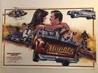 "Ben Terdik ""Hooper"" 24x36"" Alternative Film Movie Poster Print lk Mondo BNG"