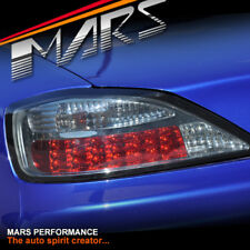 YOSHIO STYLE Smoked Black LED Tail Lights for NISSAN Silvia 200SX S15 Coupe
